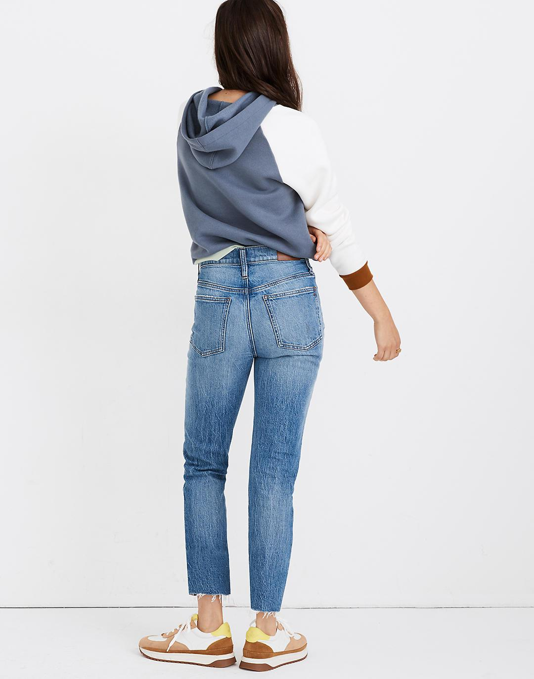 The Perfect Vintage Jean in Enmore Wash: Raw-Hem Edition 2