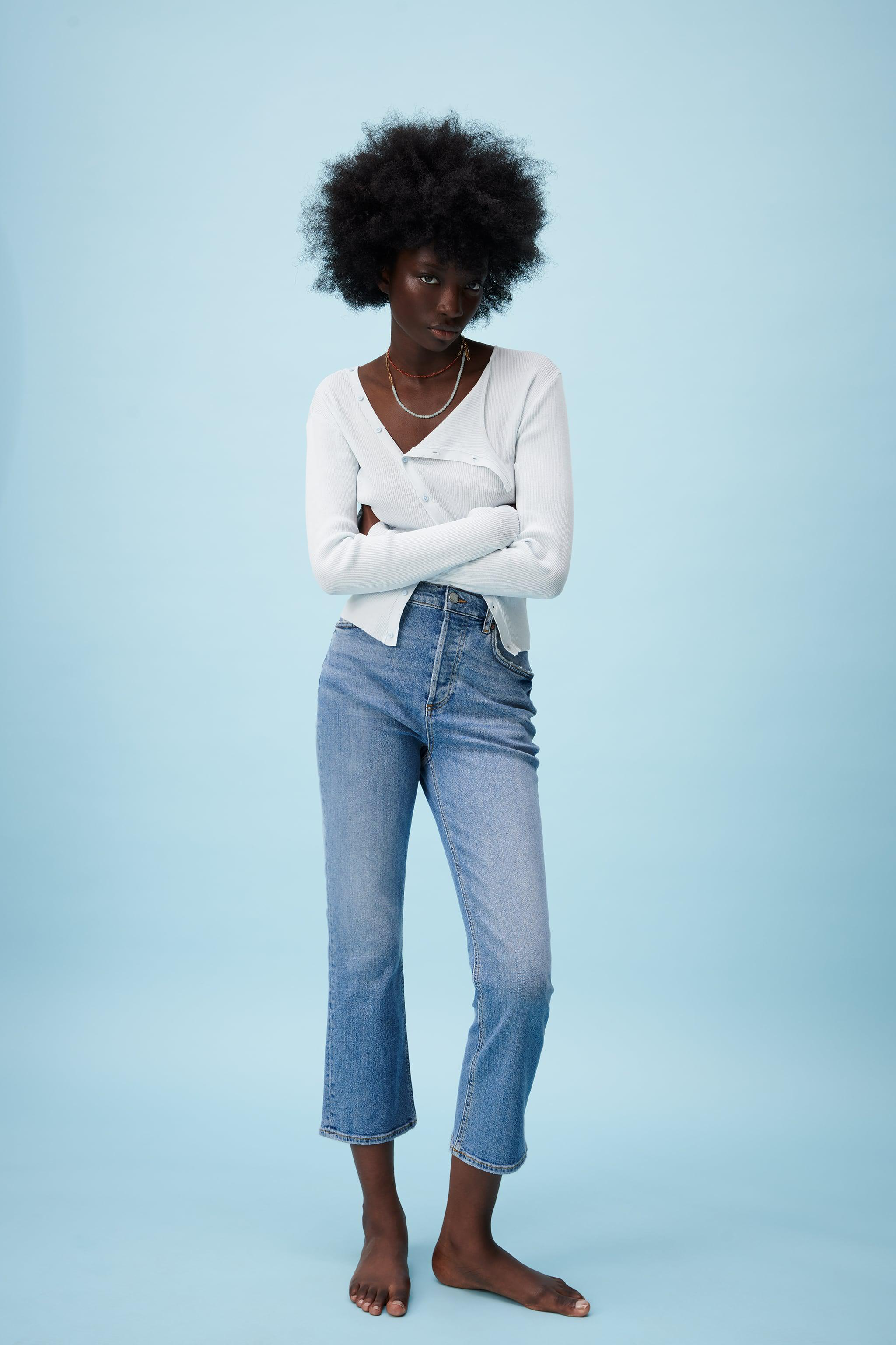 ZW THE DREED FLARE JEANS 0