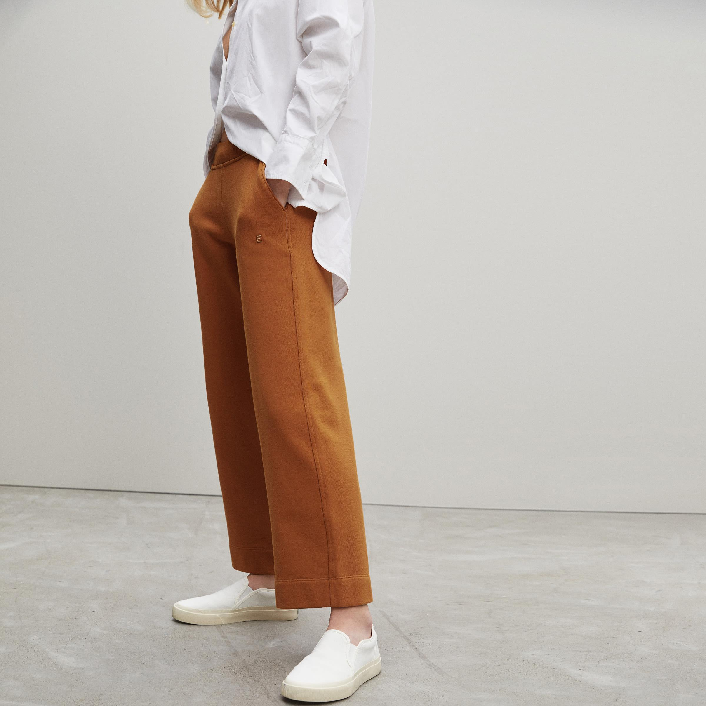 The Track Wide-Leg Pant 1