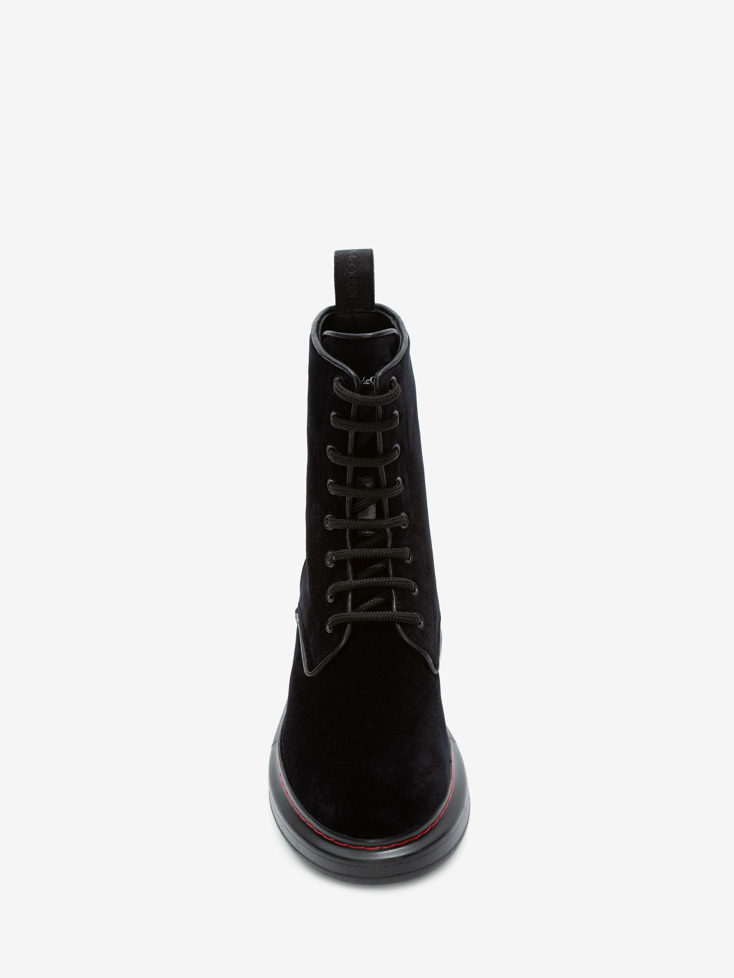 Hybrid Lace Up Boot 3
