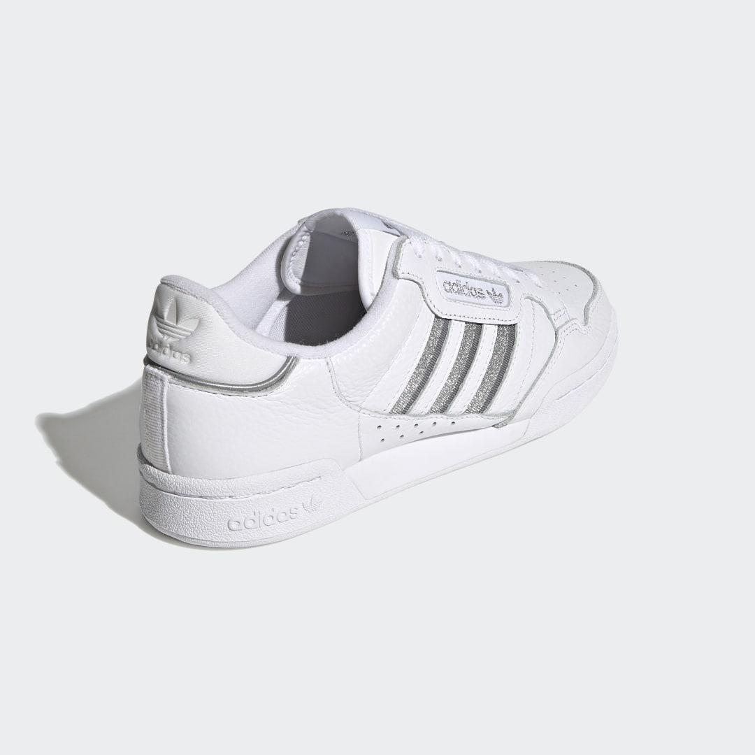 Continental 80 Stripes Shoes White 1