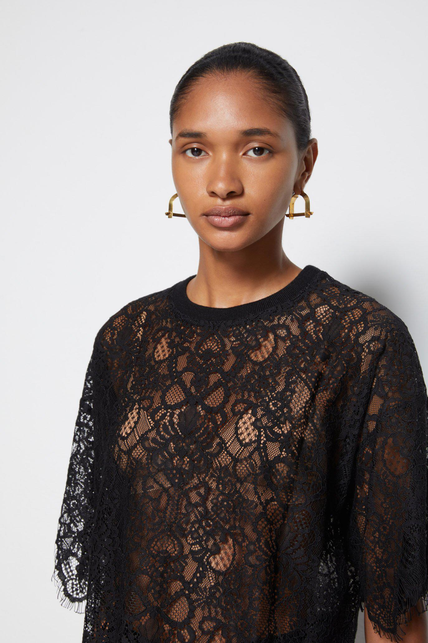Signature Corded Lace Top 2