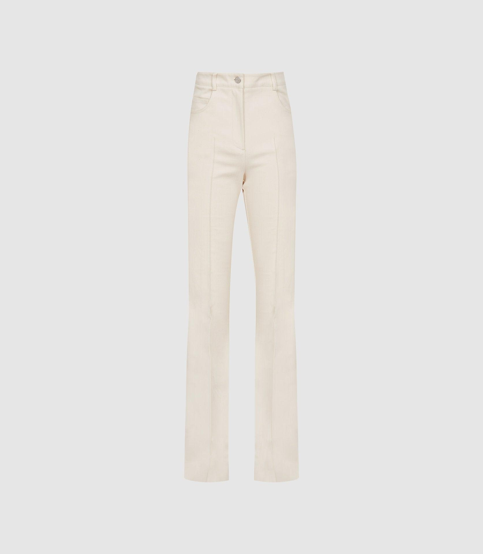 FLORENCE - HIGH RISE FLARED TROUSERS 5