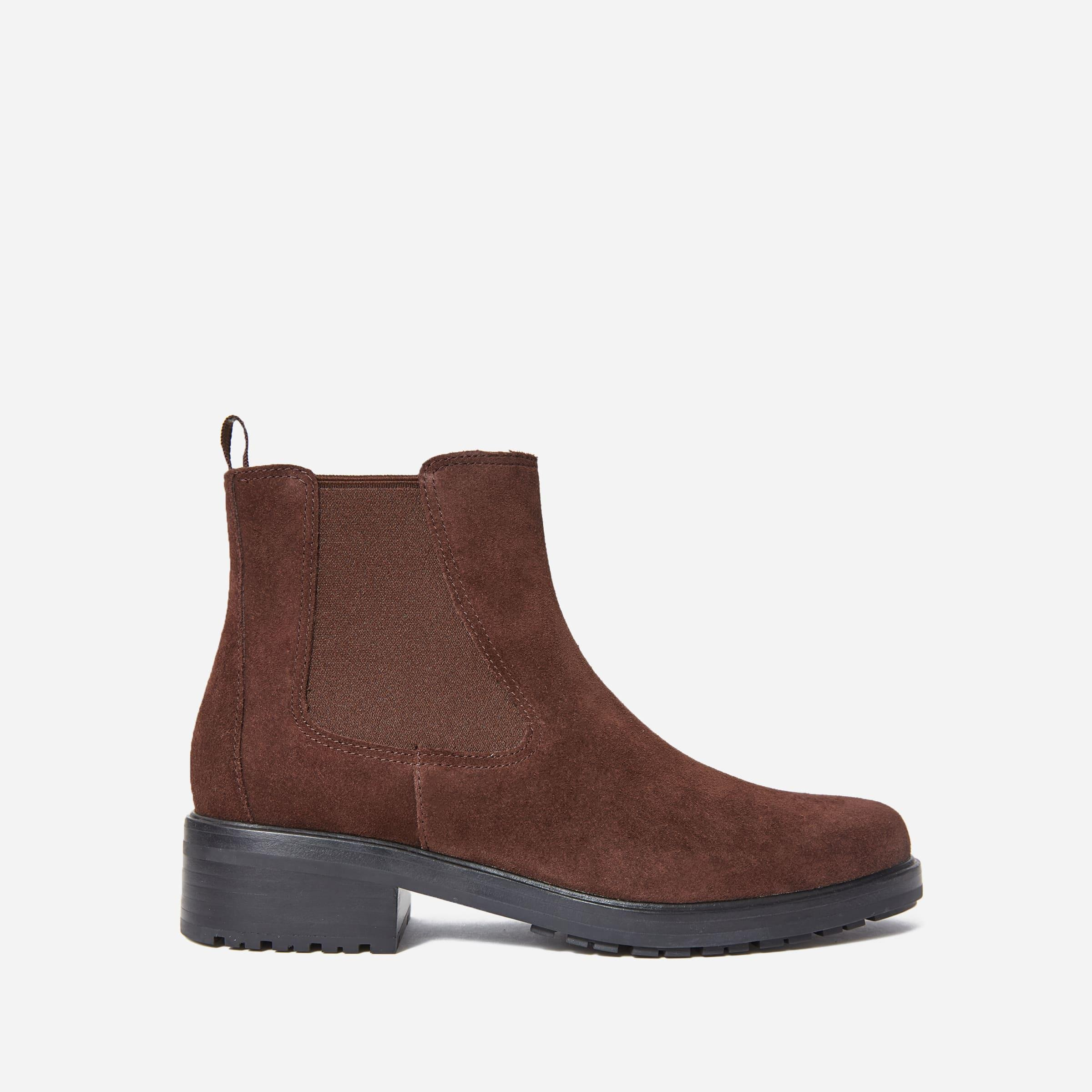 The Modern Utility Chelsea Boot