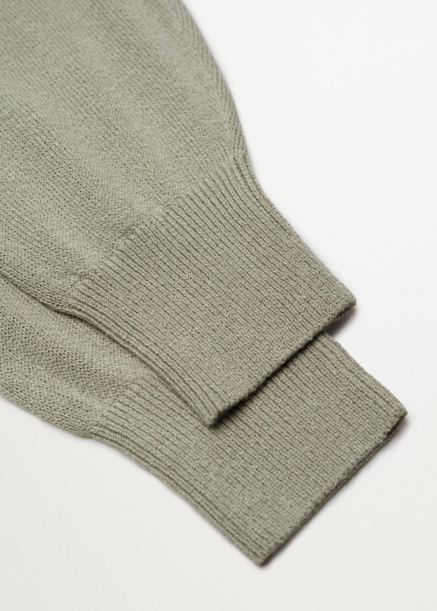 Baggy knit trousers 6